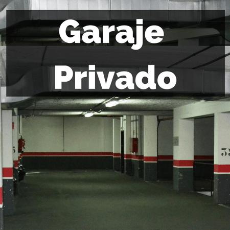 Seguro Garaje Privado