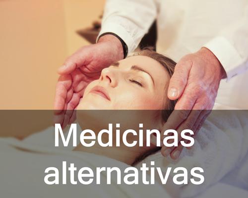Acupuntura, Homeopatía, Osteopatía, Quiropráctico