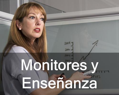 Monitores Deportivos Y Profesores De Diferentes Disciplinas