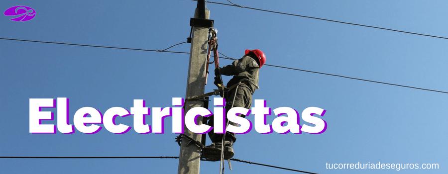 Certificados, Autorizaciones Y Seguros De RC Para Electricistas