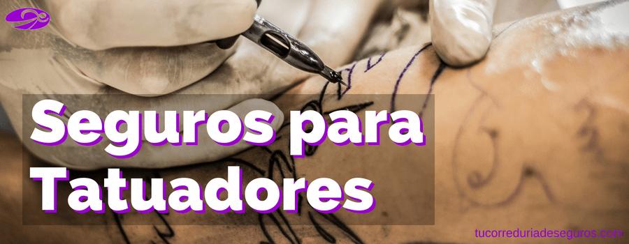 seguros para tatuadores