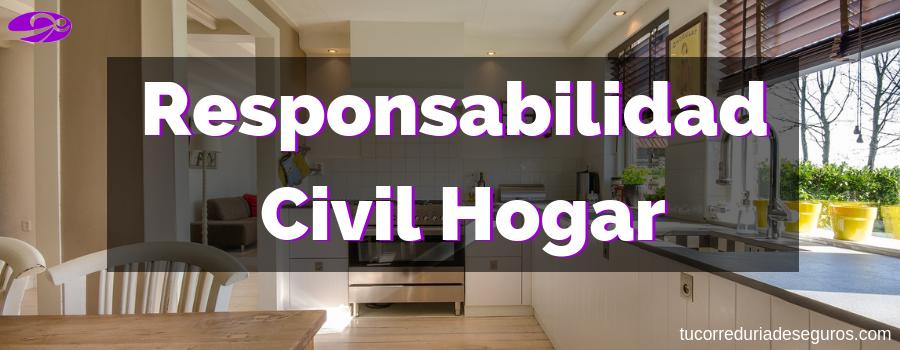 Responsabilidad Civil Del Seguro De Hogar: ¿qué Es Y Qué Cubre?