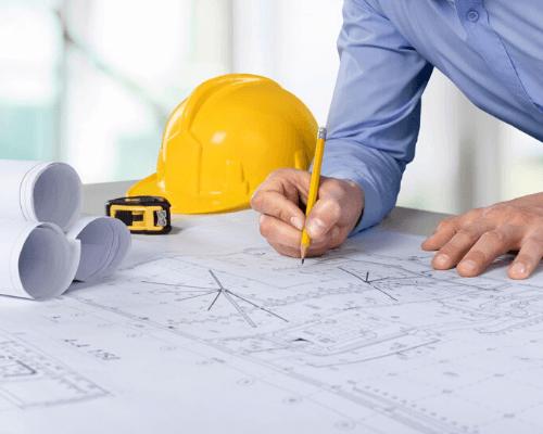 Estudios de arquitectura, topografía e ingeniería