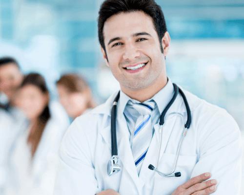 Gabinetes médicos y clínicas privadas