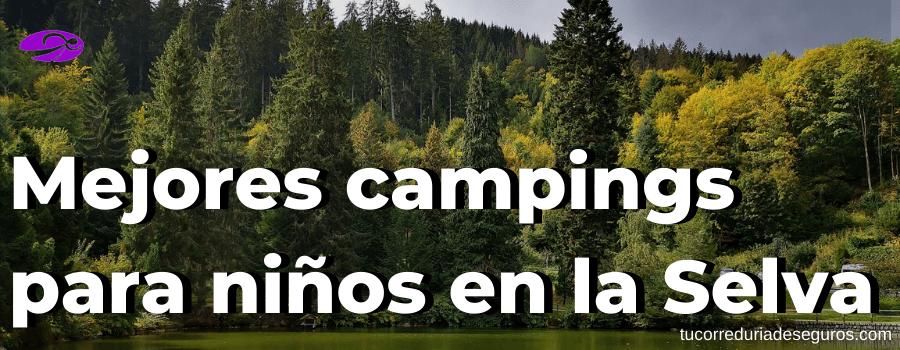 No te pierdas los mejores campings para niños en la Selva Negra