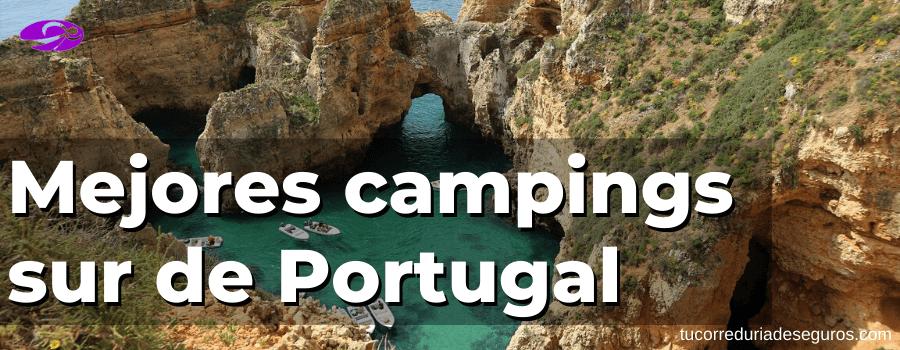 Los Mejores Campings Del Sur De Portugal