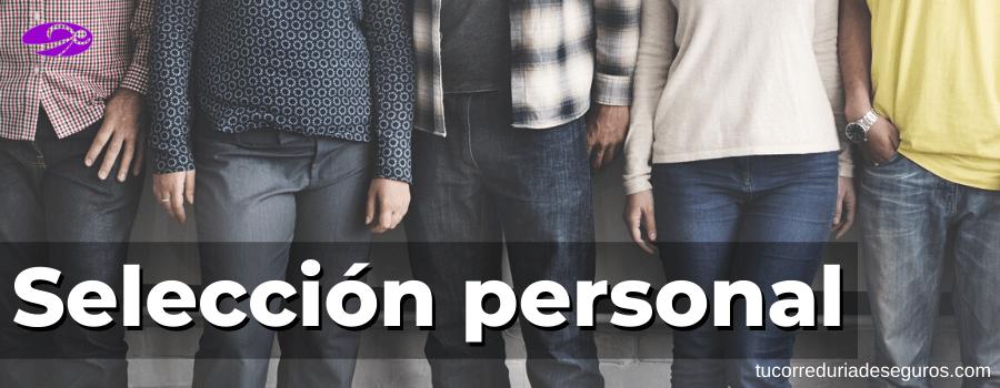 Selección Personal Para Una Startup