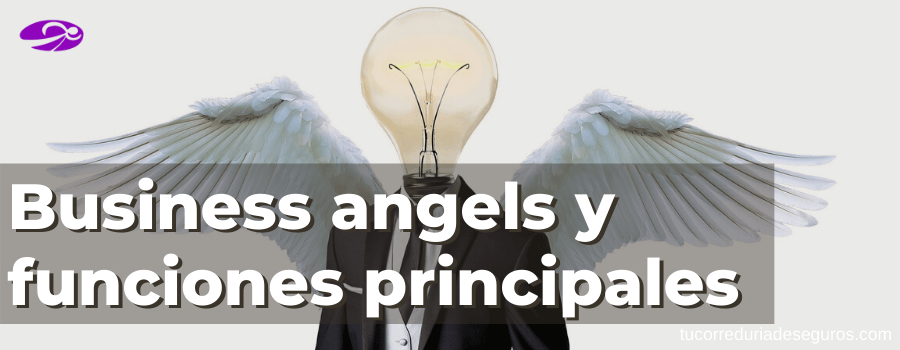 business angels y funciones principales