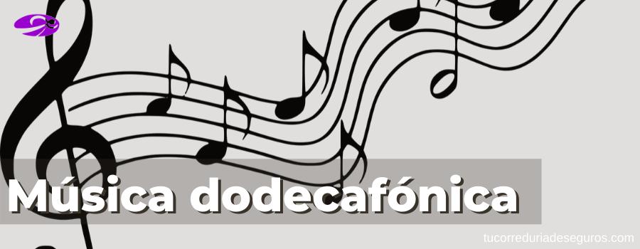 Música Dodecafónica