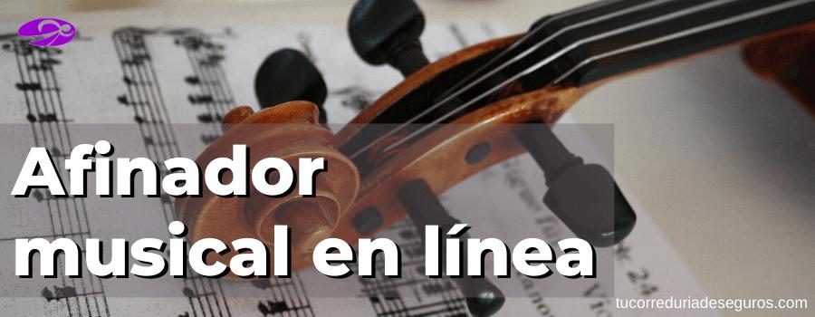 Afinador Musical En Linea