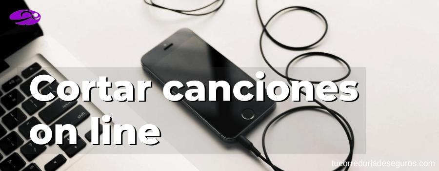 cortar canciones on line