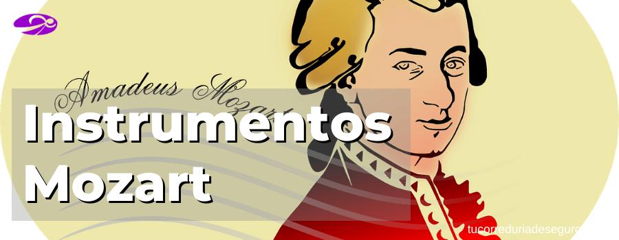 Instrumentos Mozart