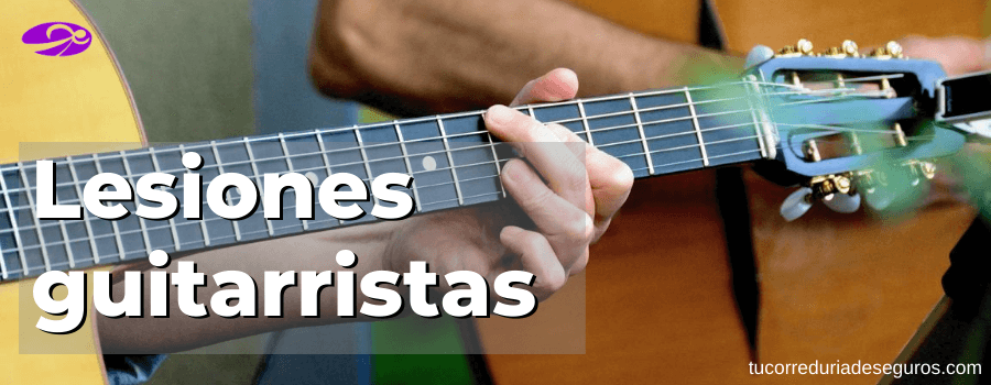 Lesiones De Guitarristas