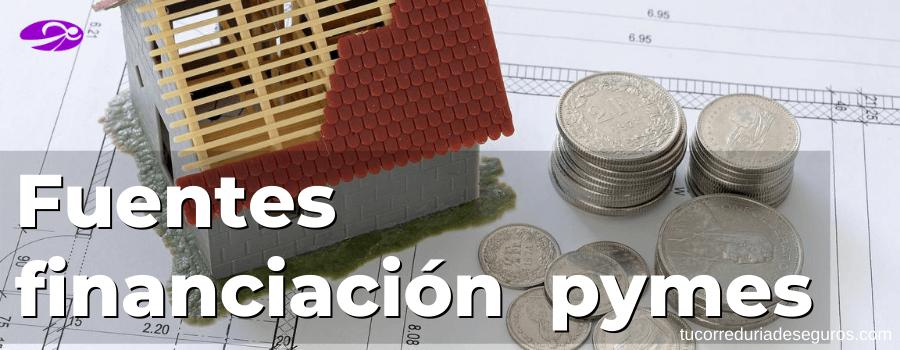 Fuentes De Financiación Para Pymes