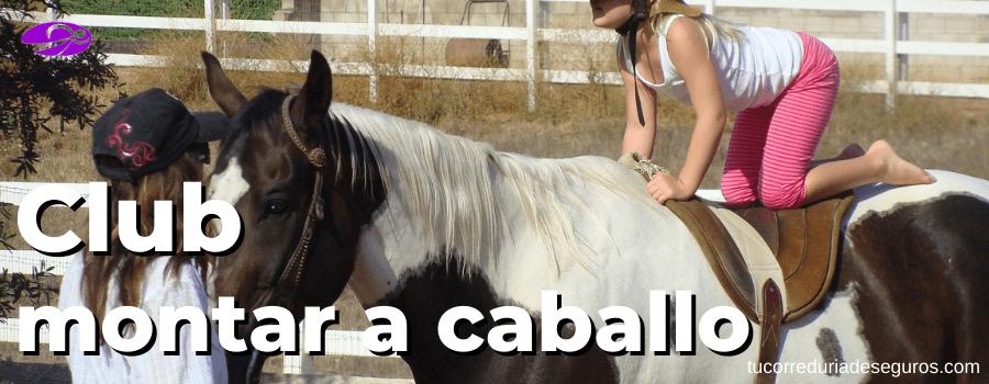 club montar a caballo