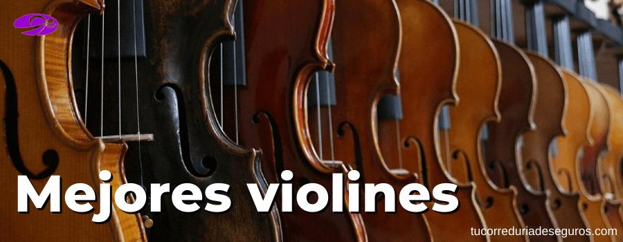 Mejores Violines