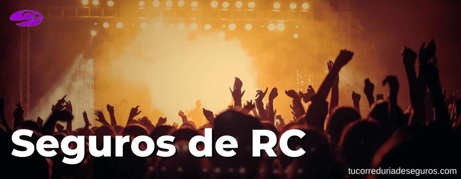 Seguros De RC En Eventos Musicales O Conciertos