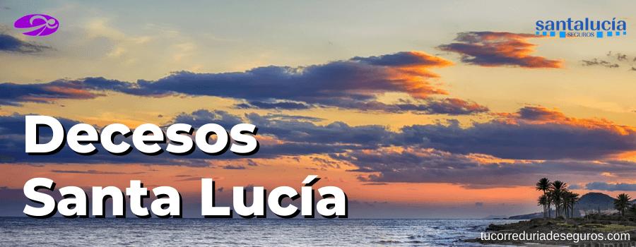 Poliza Seguro Decesos Santa Lucia