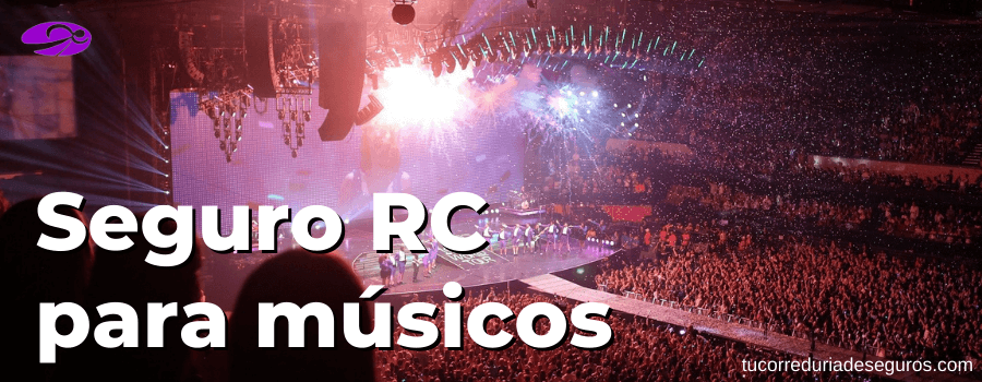 Seguro Rc Para Musicos