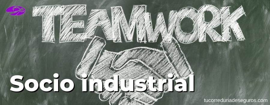 Socio Industrial En Una Empresa