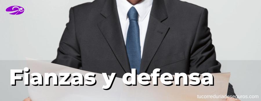 Fianzas Y Defensa En Los Seguros De Responsabilidad Civil